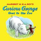 Curious George Goes to the Zoo 8x8 Cover Image