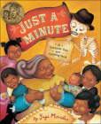 Just a Minute: A Trickster Tale and Counting Book Cover Image