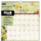 Botanical Gardens 2021 File-It(tm) Cover Image