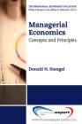 Managerial Economics: Concepts and Principles (Managerial Economics Collection) Cover Image