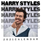 Harry Styles: 2021-2022 Calendar - 12 months - 8.5 x 8.5 glossy paper Cover Image