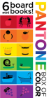 Pantone: Box of Color: 6 Mini Board Books!: 6 Mini Board Books! Cover Image