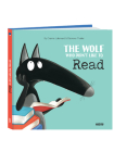 The Wolf Who Didn't Like to Read Cover Image
