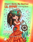 Sherri Baldy My Besties Lil Gypsy Coloring Book Cover Image