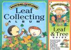 Backyard Explorer Leaf Collector's Kit [With Collecting Envelope, Leaf Album and String] Cover Image