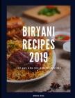 Biryani Recipes 2019: Veg & Non-veg Biryani Recipes Cover Image