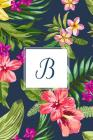 B: Tropical Floral, 150 Pages, 6