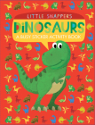 Dinosaurs: A Busy Sticker Activity Book (Little Snappers) Cover Image