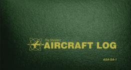 The Standard Aircraft Log: Asa-Sa-1 Cover Image