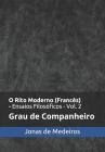 O Rito Moderno (Francês) - Ensaios Filosóficos: Companheiro Cover Image