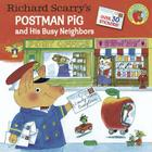 Richard Scarry's Postman Pig and His Busy Neighbors (Pictureback(R)) Cover Image