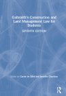Galbraith's Construction and Land Management Law for Students Cover Image