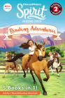Spirit Riding Free: Reading Adventures: Level 2 (Passport to Reading Level 2) Cover Image