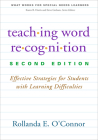 Teaching Word Recognition, Second Edition: Effective Strategies for Students with Learning Difficulties (What Works for Special-Needs Learners) Cover Image