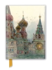 George Kossiakoff: St Vasily, Moscow (Foiled Journal) (Flame Tree Notebooks) Cover Image