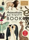 Animalium Activity Book Cover Image