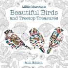 Millie Marotta's Beautiful Birds and Treetop Treasures: Mini Edition (Millie Marotta Adult Coloring Book) Cover Image