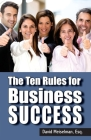 Ten Rules For Business Success Cover Image