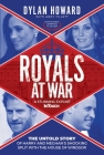 Royals at War: The Untold Story of Harry and Meghan's Shocking Split with the House of Windsor (Front Page Detectives) Cover Image