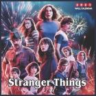 Stranger Things 2021 Wall Calendar: Stranger Things Netflix TV Show 2021 Wall Calendar 8.5