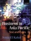 Business in Asia-Pacific: Text and Cases Cover Image