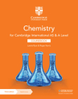 Cambridge International as & a Level Chemistry Coursebook with Digital Access (2 Years) Cover Image