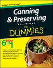 Canning and Preserving All-In-One for Dummies Cover Image