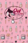 Pet Vaccination Record Book: Pet Vaccination Record Book, Vaccination Tracker, Vaccination Log, Vaccine Tracker, Cute Beauty Shop Cover Cover Image