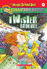 Twiser Trouble (The Magic School Bus Chapter Book #5): Twister Trouble Cover Image