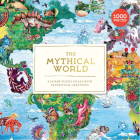 The The Mythical World 1000 Piece Puzzle: A Jigsaw Puzzle Filled with Fantastical Creatures Cover Image