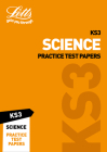 KS3 Science Practice Test Papers (Letts KS3 Revision Success) Cover Image
