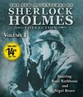 The New Adventures of Sherlock Holmes Collection Volume One Cover Image