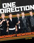 One Direction: Midnight Memories Cover Image