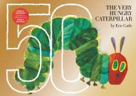 The Very Hungry Caterpillar: 50th Anniversary Golden Edition Cover Image