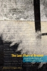 The Last Effort of Dreams: Essays on the Poetry of Pier Giorgio Di Cicco Cover Image