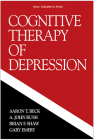 Cognitive Therapy of Depression (The Guilford Clinical Psychology and Psychopathology Series) Cover Image