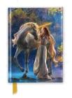 Elena Goryachkina: Sophia and the Unicorn (Foiled Journal) (Flame Tree Notebooks) Cover Image