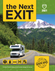 The Next Exit 2021: The Most Complete Interstate Highway Guide Ever Printed Cover Image