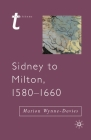 Sidney to Milton, 1580-1660 (Transitions #19) Cover Image