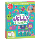 Paint & Peel Jelly Stickers Cover Image