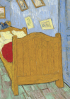 Van Gogh's the Bedroom Notebook Cover Image