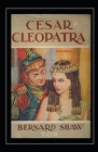 Caesar and Cleopatra illustrated Cover Image