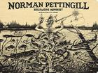 Norman Pettingill: Backwoods Humorist Cover Image