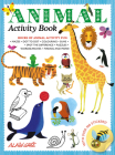 Animal Activity Book Cover Image