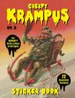 Krampus Sticker Book #2 Cover Image