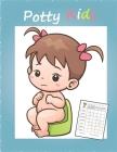 Potty Kids: Potty Sheet Cart P Is For Potty Sesame Street Cover Image
