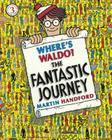 Where's Waldo? The Fantastic Journey (Where's Waldo? (Pb) #3) Cover Image