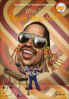 Who Is Stevie Wonder? (Who Was...?) Cover Image