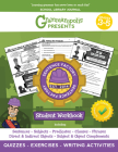 Grammaropolis: The Parts of the Sentence Workbook, Grades 3-5 Cover Image