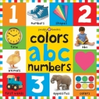 Big Board Books Colors, ABC, Numbers (First 100) Cover Image